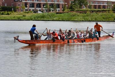 Drakenbootfestival Zoetermeer