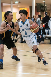 1 September 2017 Porirua College v St Patricks College 2(Silverstream), Boys Championship Division 2 - Club 55 Cup. More photos at www.chainsawphotos.co.nz