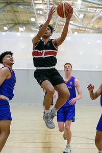 18 September 2020 Tawa College v Scots College Wellington school boys basketball premier final Pohlen Cup ASB Sports Centre, Wellington