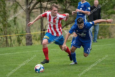 2017 04 02 Wests v Olympic Central League