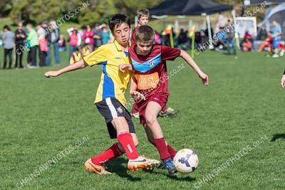 2014 09 07 Wests Junior soccer tournament