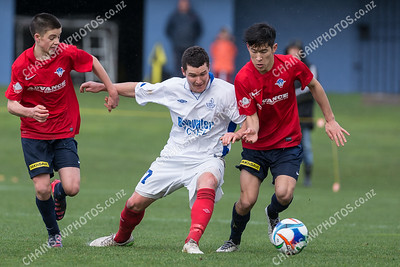 2015 08 08 Wests v Napier City Chatham Cup