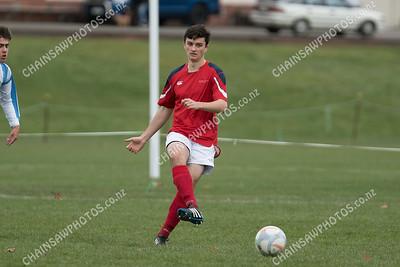 St Patricks College (Silverstream) v Hutt International Boys School (HIBS) - soccer/football - Youth Championship Premier - Trevor Rigby Cup.