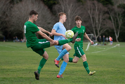 7 August 2021 St Patricks College Silverstream v Parparaumu College Youth Championship Premier Reserve - Players Trophy