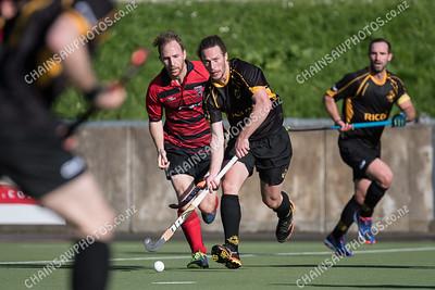 18 September 2018 Capital v Canterbury Ford National Hockey League National Hockey Stadium, Wellington