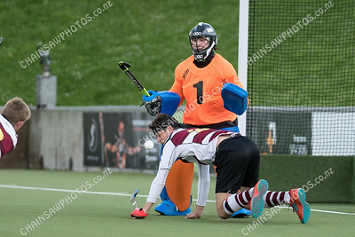 18 September 2018 South Canterbury v North Harbour National Senior Tournament - hockey National Hockey Stadium, Wellington