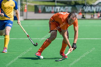22 September 2018 Midlands v Southern Ford National Hockey League National Hockey Stadium, Wellington