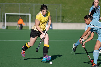 18 September 2021 Northern United 2 v Indians 1 P3 women's hockey, Cello NHS 1