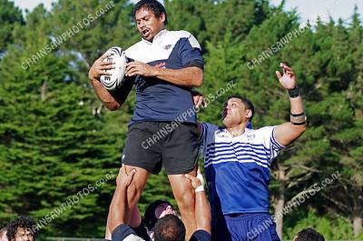 12 April 2008 Northern United (Norths) v Petone Wellington club rugby Porirua Park