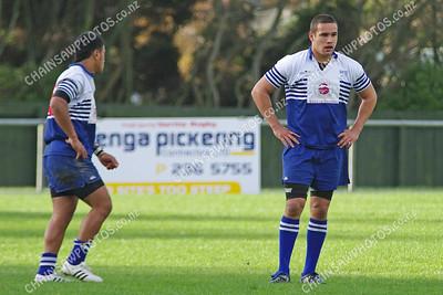 10 June 2008 Northern United v Tawa Wellington club rugby Porirua Park