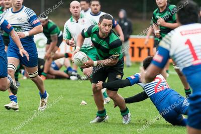 Northern United v Wainuiomata - Swindale Shield rugby