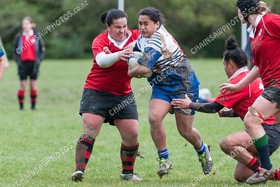 2013 06 29 Norths v MSP-Poneke Women