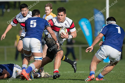 2015 08 09 St Pats Town v Scots College final