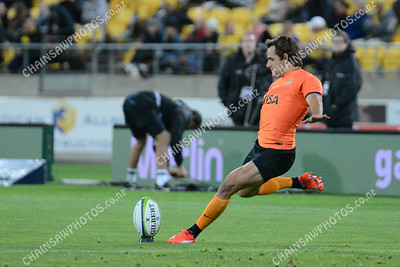 Super Rugby - Hurricanes v Jaguares, 9 April 2016