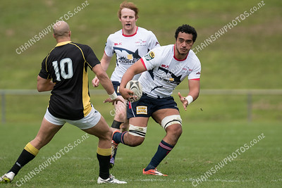 8 Ocotber 2016 Wellington Development v Tasman Development at Jerry Collins Stadium. More photos at www.chainsawphotos.co.nz