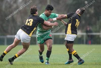 2017 09 02 Wellington U19 v Manawatu U19