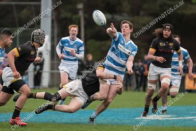 2017 08 20 St Pats Stream v Wellington College final