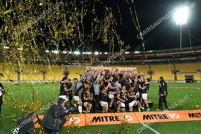 2017 10 27 Wellington v Bay of Plenty final
