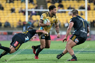 24 March 2018 Hurricanes v Highlanders Super rugby competition Westpac Stadium, Wellington