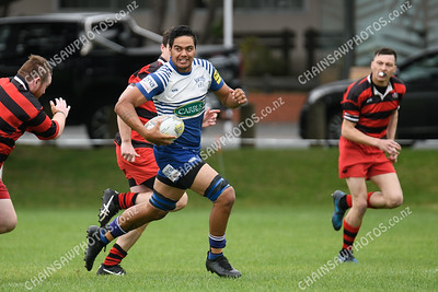 07 April 2018 Northern United v Poneke Harper Lock Shield Wellington Club rugby union