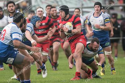 07 April 2018 Northern United v Poneke Wellington Premier Club Rugby Kilbirnie Park, Wellington