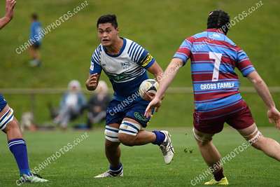 05 May 2018 Northern United v Avalon Wellington Premier Club Rugby Jerry Collins Stadium, Porirua Park
