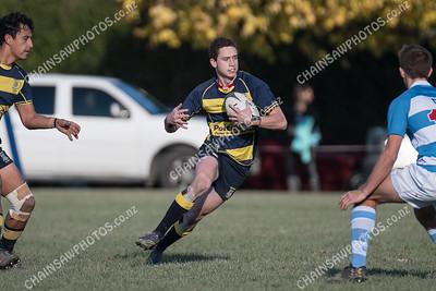 02 June 2018 St Patricks College (Silverstream) v Wairarapa College Wellington school boy Premier Rugby Wairarapa College