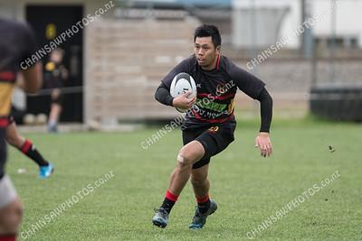 09 June 2018 Paremata-Plimmerton v Wainuiomata Wellington Club rugby Ngati Toa Domain