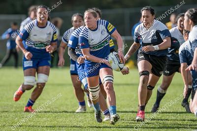 23 June 2018 Northern United v Petone Women Tia Paasi Memorial / Izzy Ford Trophy Wellington women's club rugby Jerry Collins Stadium, Porirua Park