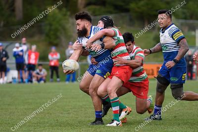 30 June 2018 Norths v Hutt Old Boys Marist (HOBM) Wellington Premier club rugby Jerry Collins Stadium, Porirua Park