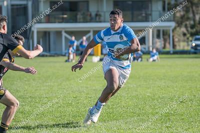 11 August 2018 St Patrick's College (Silverstream) v Wellington College Wellington Premiership school rugby at St Patricks College (Silverstream)