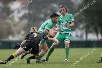 1 September 2018 Wellington v Manawatu Under 19 Hurricanes Youth Rugby Jerry Collins Stadium, Porirua