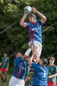 8 September 2018 Wellington Samoan v Wairarapa Bush Under 18 TrustBank Central Secondary School Shield Porirua Park