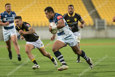 04 October 2018 Wellington Lions v Auckland Mitre 10 Cup npc Westpac Stadium Wellington