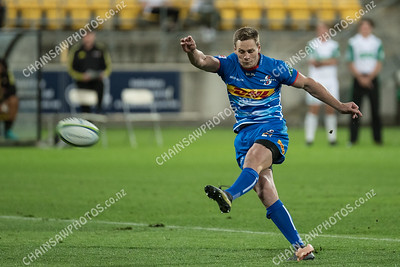 23 March 2019 Hurricanes v Stormers Super rugby competition Westpac Stadium, Wellington