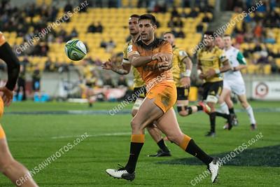 2019-05-17 Hurricanes v Jaguares Super Rugby Westpac Stadium Wellington