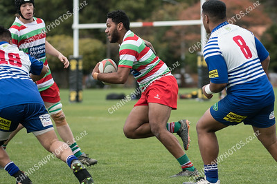 25 May 2019 Norths v Hutt Old Boys Marist Colts Wellington club rugby Hutt Recreational Ground