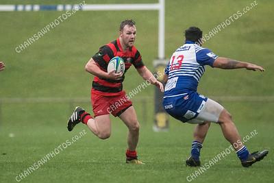 01 June 2019 Northern United v Poneke Wellington Premier club rugby Jerry Collins Stadium, Porirua Park