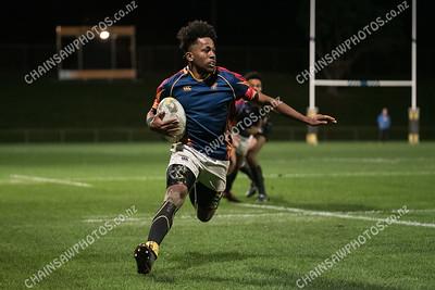 12 June 2019 Aotea College v Tawa College Beard Trophy and Co-ed Cup Jerry Collins Stadium, Porirua Park
