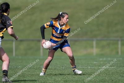 07 September 2019 Wellington Pride v Bay of Plenty Volcanix Farah Palmer Cup npc rugby union Jerry Collins Stadium, Porirua