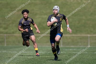 21 September 2019 Wellington Under 16A v Wairarapa Bush U16 Representative rugby union Jerry Collins Stadium, Porirua Park