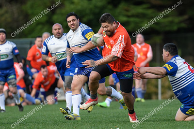8 August 2020 Northern United Presidents Red v Presidents White Wellington club rugby union Jerry Collins Stadium at Porirua Park