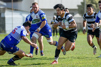 29 August 2020 Northern United v Oriental Rongotai Premier Wellington club rugby Polo Ground, Miramar, Wellington