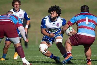 17 April 2021 Norths v Avalon Swindale Shield Premier Wellington club rugby Jerry Collins Stadium, Porirua Park