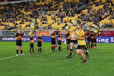 30 April 2021 Hurricanes v Highlanders Super Rugby Aotearoa Sky Stadium, Wellington