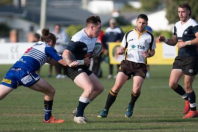 1 May 2021 Northern United v Petone Wellington club rugby Premier Petone Recreation Ground