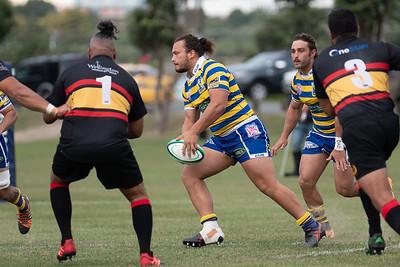 9 May 2021 Northern United v Paremata-Plimmerton Wellington Premier club rugby Onepoto Park, Porirua