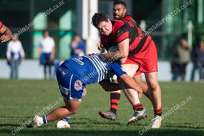 15 May 2021 Northern United v Poneke Wellington Premier club rugby Kilbirnie Park, Wellington