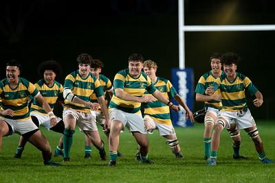 2 June 2021 Mana College v Bishop viard College Beard Trophy Wellington school boys rugby