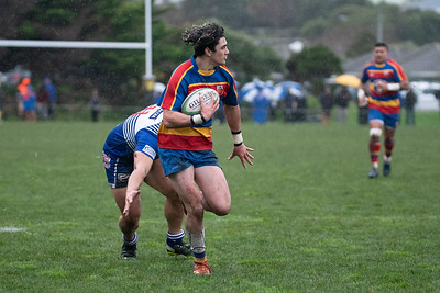 19 June 2021 Northern United versus Tawa Wellington Premier club rugby Lyndhurst Park, Tawa